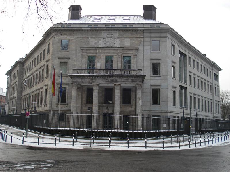 Philippinen Botschaft Berlin
